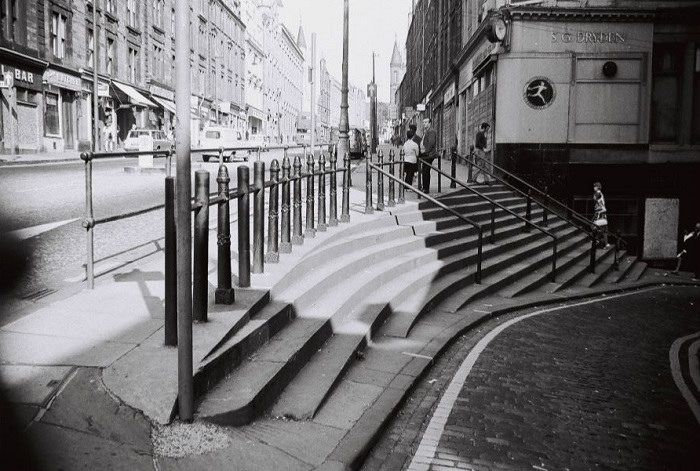 Wellgate Steps | by Dundee City Archives