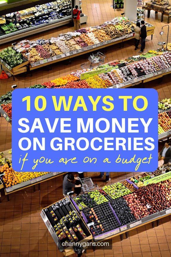 Lebensmittel können einen großen Teil unseres Budgets in Anspruch nehmen – und manchmal zu groß. ICH…   – Money Saving Tips