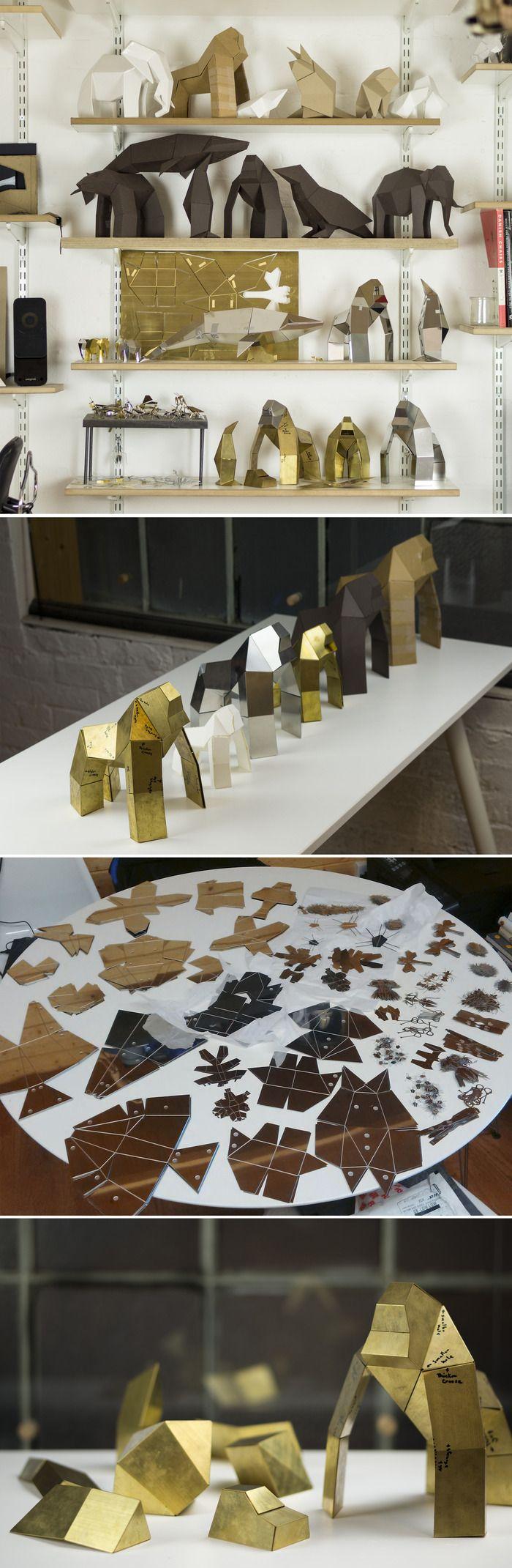 POLIGON Make your own Sculpture by Poligon — Kickstarter. as soon as they're…