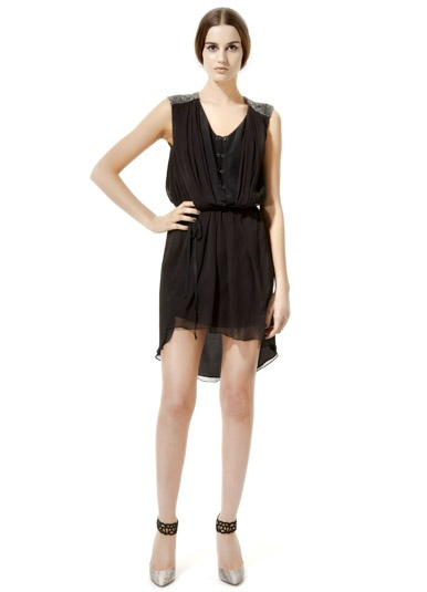 Rebecca Taylor - Tie Front Dress