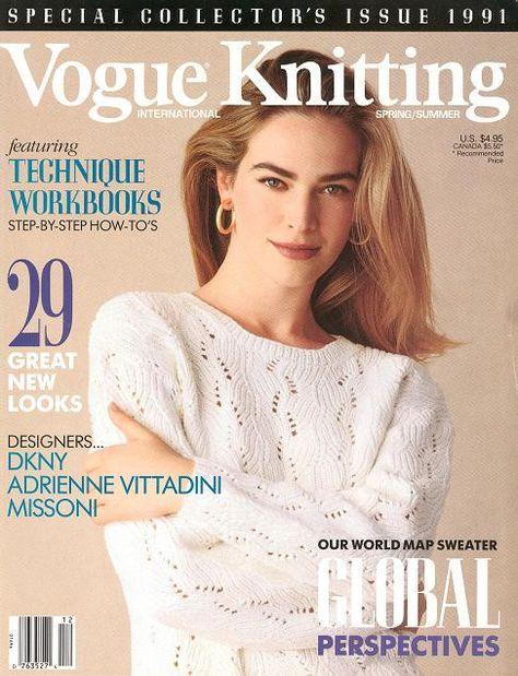 1991 Vogue Knitting