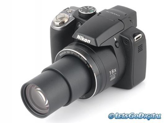 A nice Nikon P80 for sale