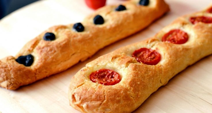 Olivás, paradicsomos baguette recept | APRÓSÉF.HU - receptek képekkel