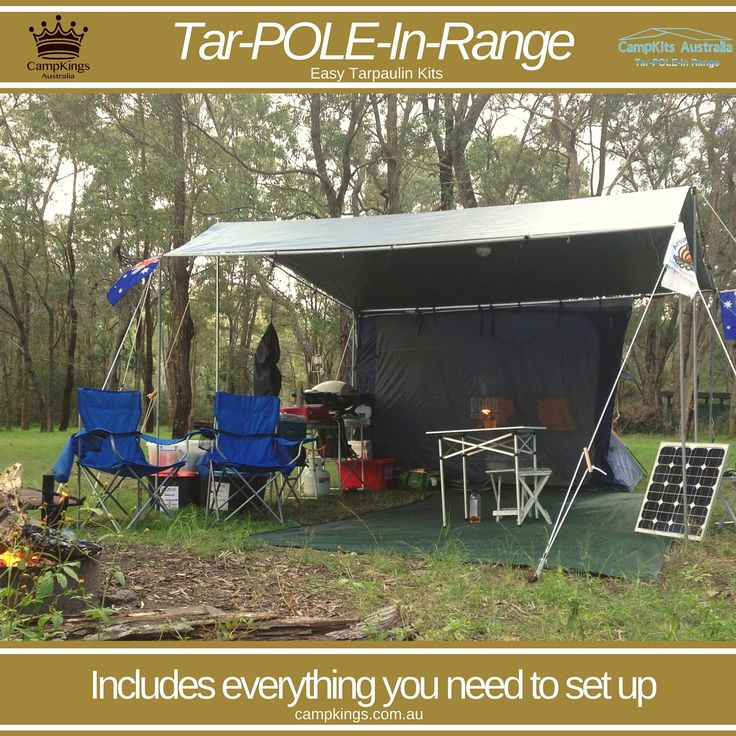 Introduction to the Tar-POLE-In Range - WELCOME!