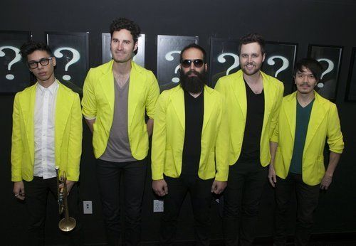 capital cities band   Capital Cities is definitely one of the most good looking bands out ...