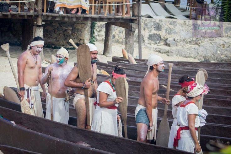 Canoa lista para el regreso <3