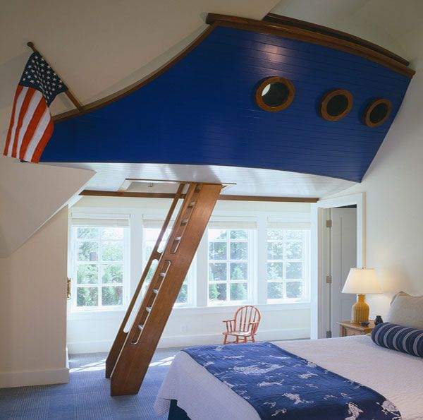1000 images about nautical interior decorating on for Nautical interior designs