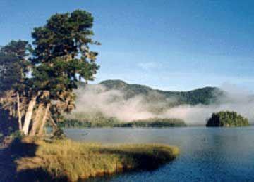 Yakoun Lake, Haida Gwaii, Queen Charlotte Islands