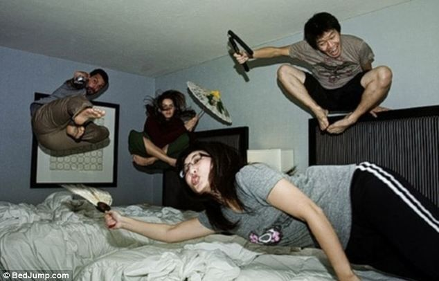 The Zzzzz Factor: How bed-jumping has become the latest bizarre ...