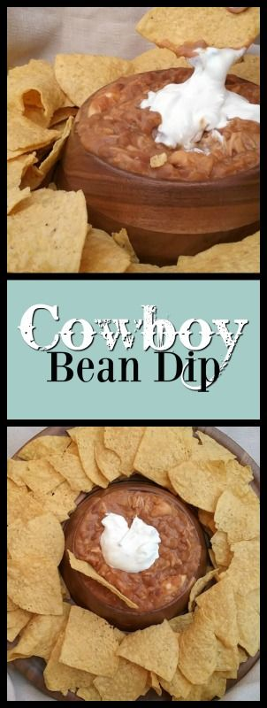 Baked beans, meat, cheese, and bbq sauce all come together in a crockpot to make this great dip.