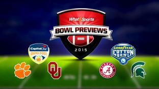 WhatIfSports 2015 college football bowl previews: box scores and predictions for all games