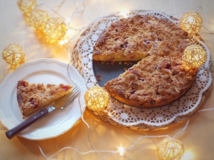 Ananásový koláč s kokosovou mrveničkou