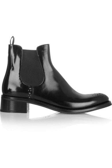 Church's, Iva polished leather Chelsea boots