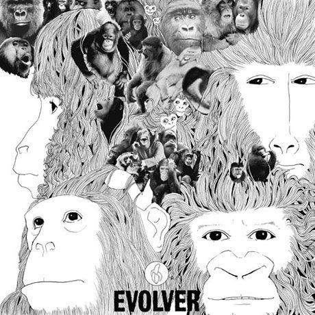 Beatles album cover parody