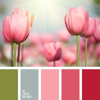 color gris plateado, color verde hierba, de color plata, gris, paleta de colores de boda, paleta de colores para cuarto de niña, paleta de colores para interiores, paleta de colores para una boda, plateado, rosa pastel, rosado cálido, rosado oscuro, rosado suave, tonos rosados, verde pastel.