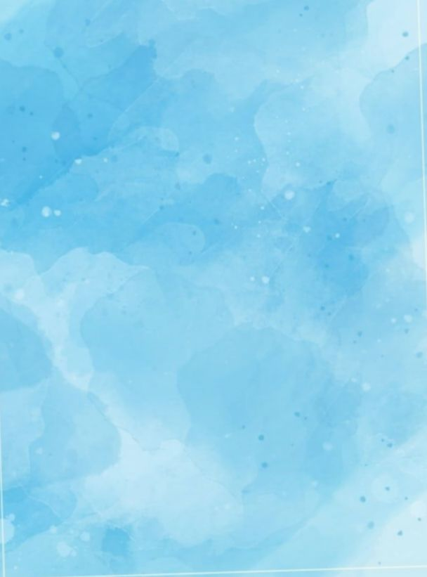 6 Wallpaper Blue Sky Cloud In 2020 Watercolor Blue Background