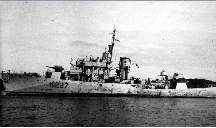 HMCS Halifax K237