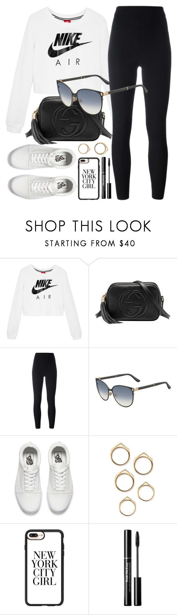 """Sporty"" by smartbuyglasses ❤ liked on Polyvore featuring NIKE, Gucci, adidas Originals, Jimmy Choo, Vans, Casetify, white, black and sporty Get a $100 Adidas Gift Card!  Adidas, Adidas Sneakers, Adidas Outlet, Adidas Nmd, Adidas Shoes, Adidas Apparel, Adidas Boost, Adidas Boost Shoes, Adidas Clothing, Adidas Dress, Adidas Essentials, Adidas Kids, Adidas Leggings, Adidas Nmd Runner, Adidas Quality, Adidas Superstar, Adidas Store, Adidas Vs Nike, Adidas Zipper, Adidas Zappos, Adidas, Adidas…"