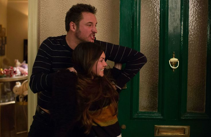 EastEnders: Martin Fowler throws Stacey Slater out onto the streets after a furious row - DigitalSpy.com