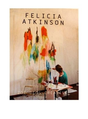 80% OFF Zoe Bios Creative Set of 12 Felicia Atkinson Limited Ed. Prints