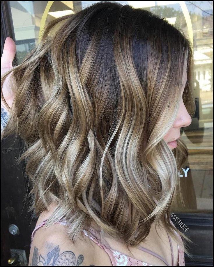 10 Ombre Balayage Frisuren für Mittellanges Haar