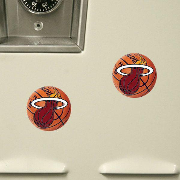 Miami Heat 6-Pack Basketball Magnet Sheet - $6.99
