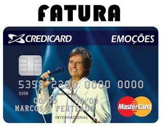 Fatura do Cartão Credicard Emoções International MasterCard http://www.faturacard.com/2015/11/fatura-do-cartao-credicard-emocoes-master.html