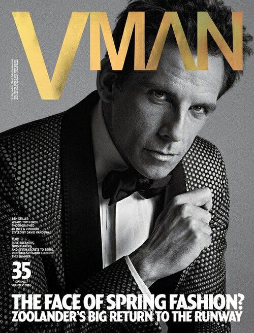 VMan35 Ben Stiller