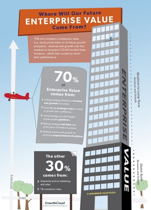 Enterprise Value Infographic