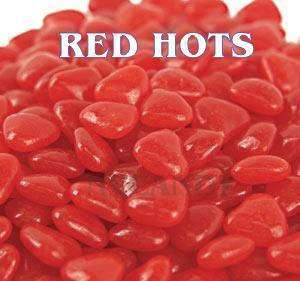 Ferrara Pan Red Hots Cinnamon Bulk retro candy - 18 POUNDS #nvcandy #Valentine #candy