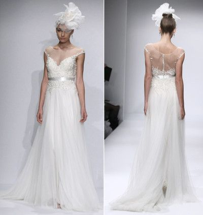 Wtoo by Watters and Encore by Watters Fall 2014 Bridal dress collection Any piece in this collection would be perfect for the fashionably-understated bride – a woman who is still fashionable and wants to shine on her wedding day.