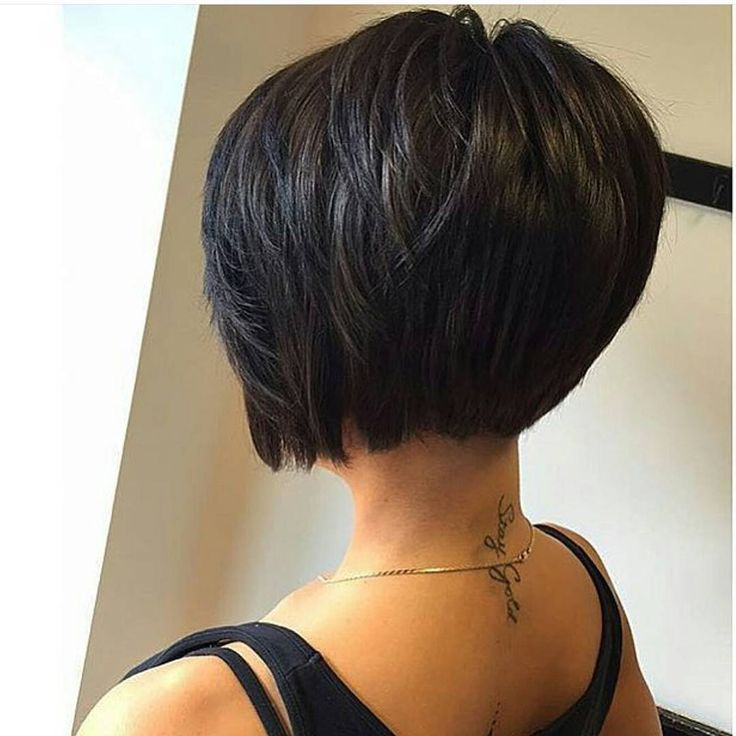 Magnificent 1000 Ideas About Stacked Bob Haircuts On Pinterest Stacked Bobs Hairstyles For Women Draintrainus