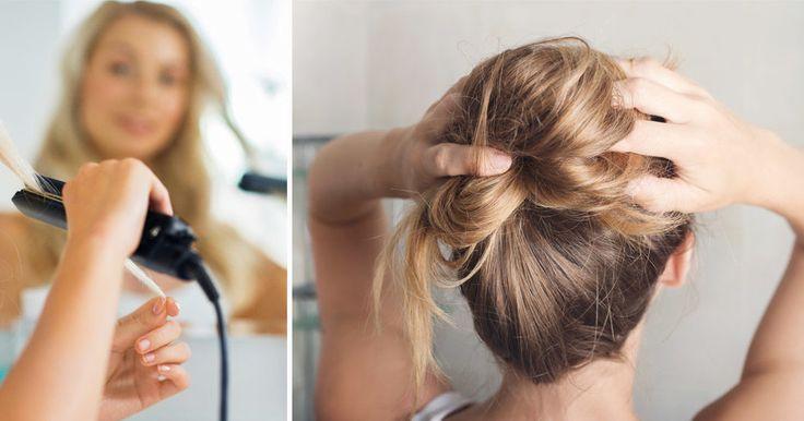 Styla håret efter ansiktsformen