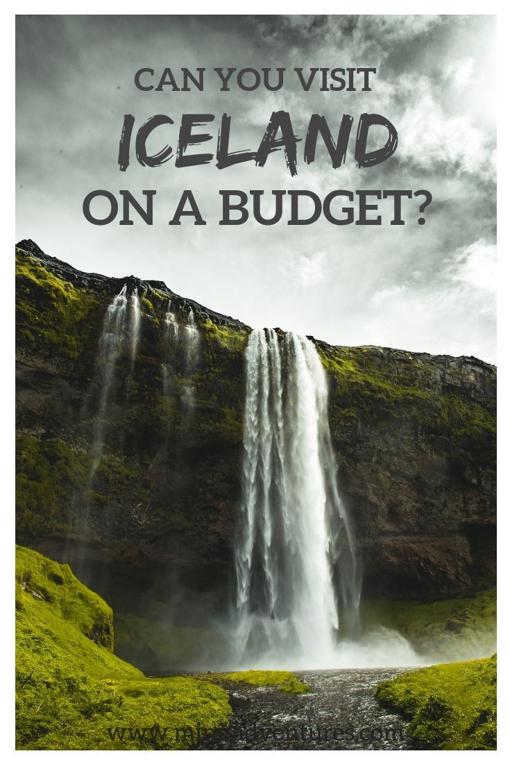 How To Travel Iceland On A Budget Of Under 400 Budget Travel