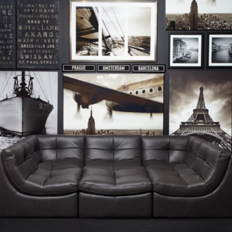 Cloud Modular Sectional   Grey From Z Gallerie. This Is Sick · Sectional Living  RoomsGrey ...