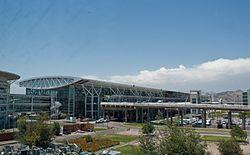 Aeropuerto Internacional Arturo Merino Benitez -CHILE