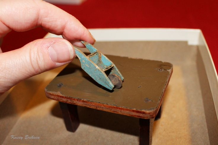 Vintage miniature wheelbarrow | Flickr - Photo Sharing!