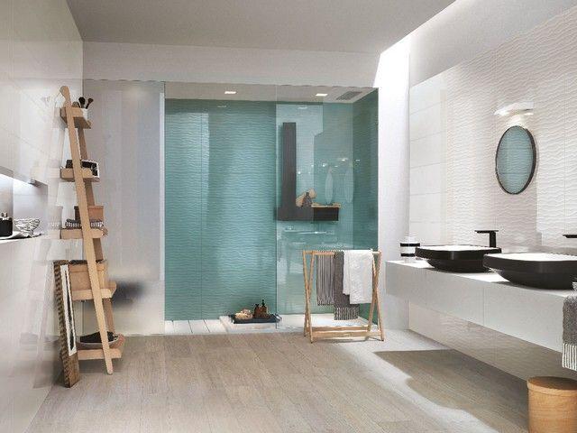 137 best rivestimenti bagno images on pinterest - Rivestimento bagno shabby ...