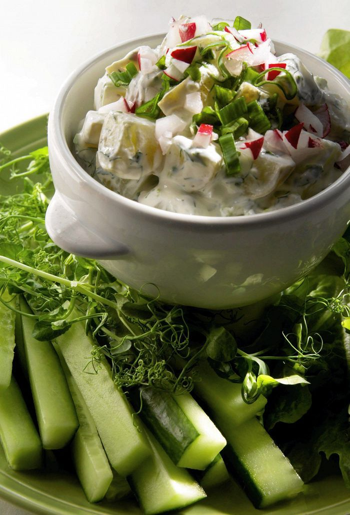Vapun perunasalaatti