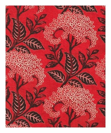 russian textile..wouldn't this be great on a sofa!