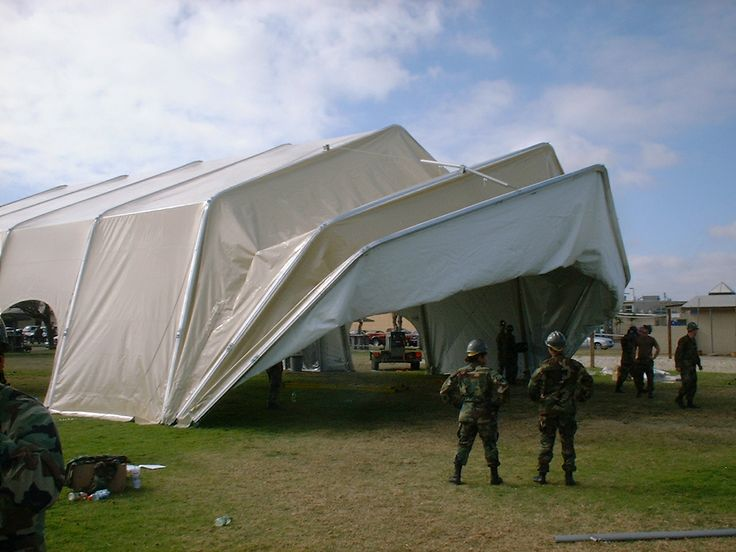 Large Area Maintenance Shelters : Large area maintenance shelters lams military