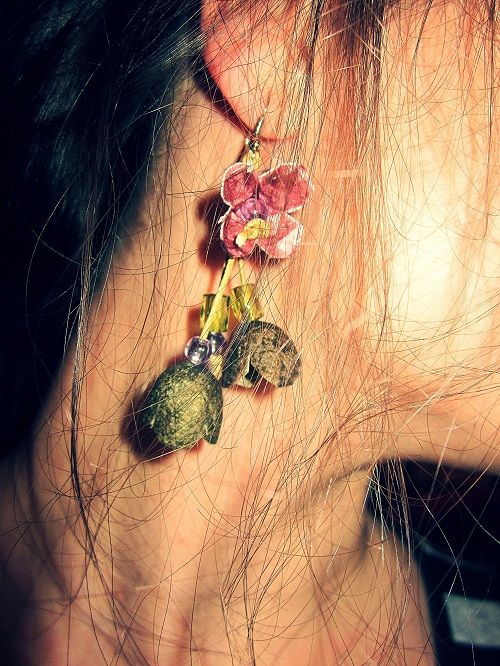 earring by cocoon
