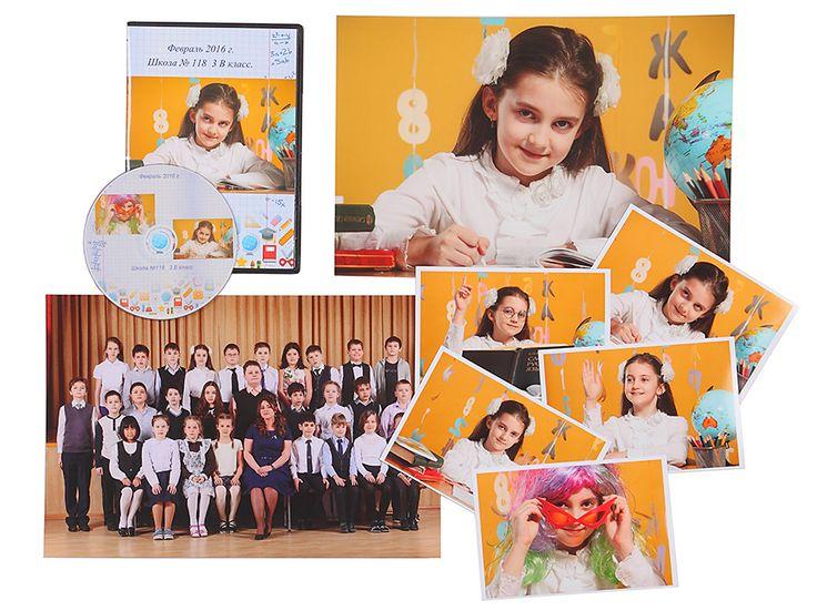 Фотосъемка в школе, фотосессия в детском саду | Фотостудия Смена