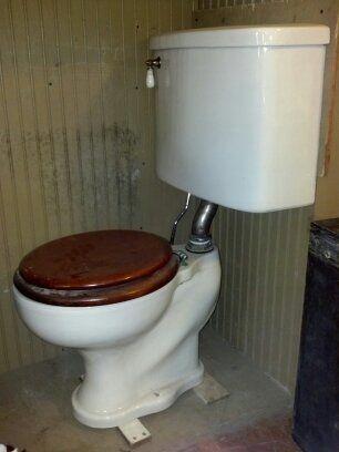 Best 104 Antique Toilets Images On Pinterest Home Decor