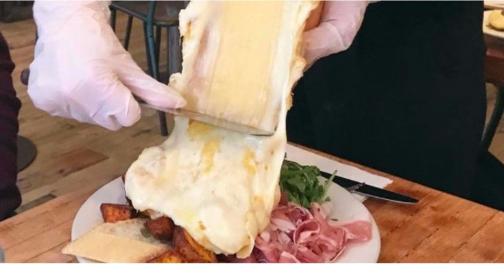 Raclette Restaurant New York City | POPSUGAR Food