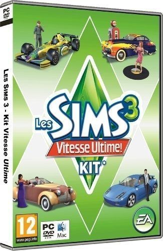 Les Sims 3 : Vitesse Ultime Kit - PC/MAC