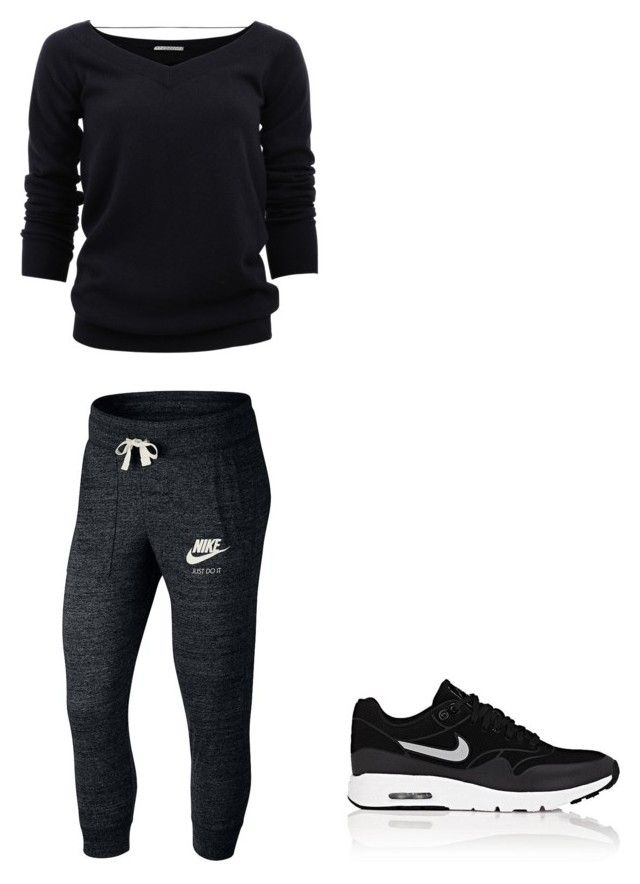 gym by pikenaagel on Polyvore featuring Brunello Cucinelli and NIKE