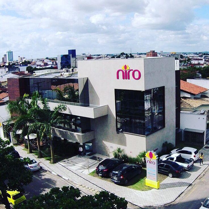 NIRO Health Center - Feira de Santana - Bahia - Brasil. By Jamile Lima