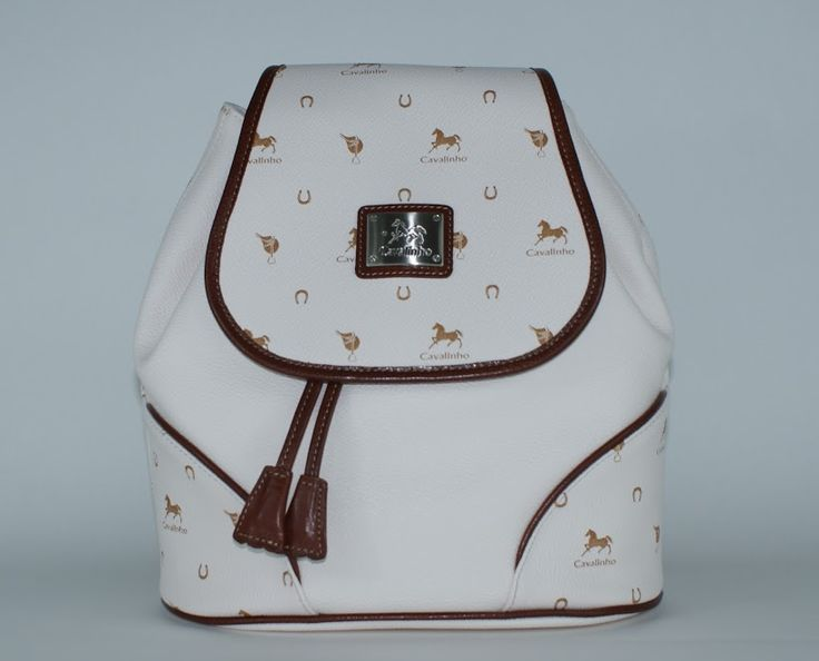 Cavalinho Equestrian Leather Signature Handbag now at Exclusively Equine Gifts & Decor.