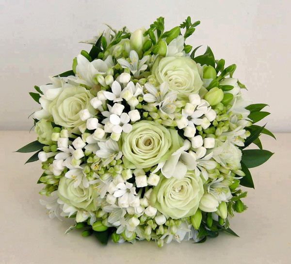 Flores silvestres para tu ramo de novia #boda #ramos #flores